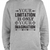 grey imagination limitations hoodie
