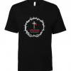 black one blood premade t shirt