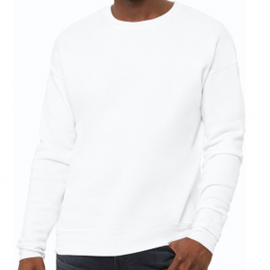 Crew Neck Pull Over Sweatshirts
